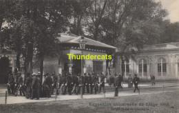 CPA EXPOSITION DE LIEGE 1905 CARTE OFFICIELLE No 184  ( Vierge )  PAVILLON DE MONTENEGRO - Luik