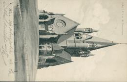 DE HALLE / Saint-Pauluskirche / - Allemagne