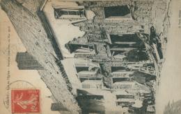 08 WASIGNY / Rue De L'Eglise, Maisons Démolies, 22 Mai 1918 / - France