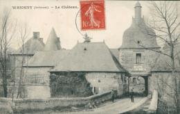 08 WASIGNY / Le Château / - France