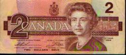 Canada 2 Dollar 1986 - Canada