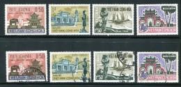 Viêt-Nam Du Sud- Y&T N°250 à 253- Neufs Avec Charnière * Et  Oblitérés - Vietnam