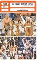 Fiche De Mr Cinéma UN HOMME NOMME CHEVAL - Réalisateur Elliot Silverstein - USA 1969 - Non Classificati