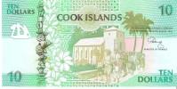 Cook Islands - Pick 8  - 10 Dollars 1992 - AUnc - Cook Islands