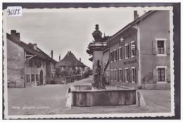 DISTRICT DE NYON /// GINGINS - LA PLACE - TB - VD Vaud