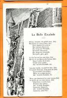 FAS-20  GEnève Litho La Belle Escalade. Non Circulé - GE Geneva