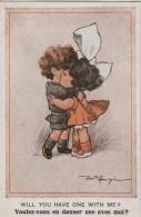 """  Will  You  Have  One  With  Me  ? ""  -   ""Voulez -vous  En  Danser  Une  Avec  Moi  ? "" - Spurgin, Fred"