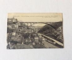 Avallon - Pont De Chaumes, Projeté Par La Société Melunaise De Béton Armé, Melun. - Avallon