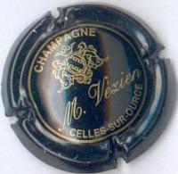 CAPSULE-CHAMPAGNE VEZIEN M. Noir & Or - Sonstige