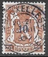 1938 10c On 30c Coat Of Arms, Used - Belgium