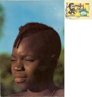 REPUBLIQUE TOGOLAISE  TOGO  Un Beau Visage Togolais  Nice Stamp - Togo