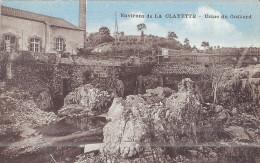 ENVIRONS DE LA CLAYETTE-USINE DU GOTHARD  MARS 1945 - Francia