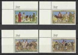 BOPHUTHATSWANA 1983 EASTER SET MNH - Christendom
