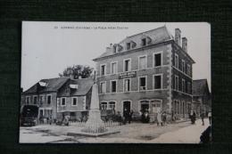 SORNAC - La Place Hôtel DUCROS - Francia