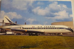AIR FRANCE  CARAVELLE 3   F BHRY   CDG 1979 - 1946-....: Modern Era