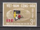 Viet Nam   Scott No. 321   Mnh   Year  1967 - Vietnam