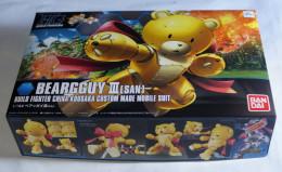 Gundam HG Build Fighters : BearGGuy III ( San )  1/144  ( Bandai ) - SF & Robots