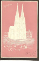 Köln. Dom. Reliëfkarte - Koeln
