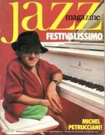 Jazz Magazine N°311  ( Octobre 1982 ) - Música