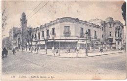 TUNIS. Café Du Casino. 189 - Tunisie