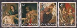 Cook Islands SG 623-26 1979 Easter MNH - Cook Islands