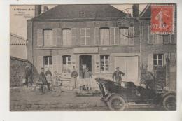 GELANNES - Maison Chambrillon - Voiture - Autres Communes