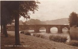 BRECON -USK BRIDGE - Breconshire