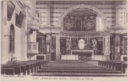 Baulay (Hte Saône) Intérieur De L'église - France