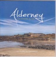 Brochure About Alderney - The Channel Island - Europa