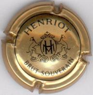 CAPSULE-CHAMPAGNE HENRIOT N°50 Brut Souverain - Henriot