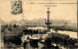 75 Paris 1903 Course Des Midinettes Place De La Concorde - Frankreich