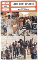 Fiche De Mr Cinéma JESUS CHRIST SUPERSTAR - Réalisateur Norman Jewison - USA 1972 - Merchandising