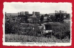 Nobressart. Panorama Du Village, église Et Cimetière,  Pris Du Kneptschen. - Attert