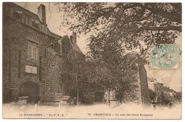 """LA NORMANDIE .... """" LA C. P. A. """" ....  GRANVILLE ....  UN COIN DES VIEUX REMPARTS - Granville"""
