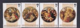 Cook Islands SG 1052-55 1985 Christmas MNH - Cook Islands
