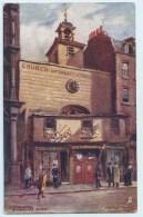 London - St. Ethelburga, Bishopsgate - Aquarette - Charles Flower - London