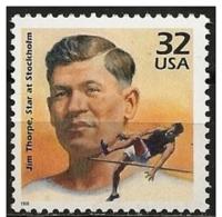 Stati Uniti/États-Unis/United States: Jim Thorpe, Pentathlon, Decathlon