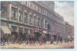 London - Royal Academy (Burlington House) - Oilrette - London
