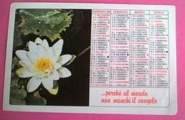 CALENDARIETTO 1988 PP. OO. MM OPERA PROPAGAZ. FEDE - Formato Piccolo : 1981-90