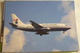 B 737 200  CAYMAN AIRWAYS  VR CNN - 1946-....: Era Moderna