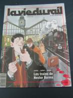Vie Du Rail 1992 2356 NESTOR BURMA TARDI LEO MALET ABLAINCOURT TRéLAZé ARDOISE - Periódicos