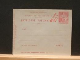 59/755   ENVELOPPE  PNEUM.   XX - Postwaardestukken
