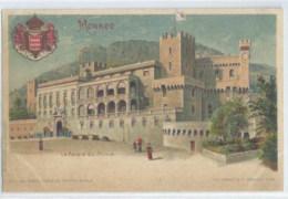 98 - MONACO MONTE CARLO - PALAIS - Monaco