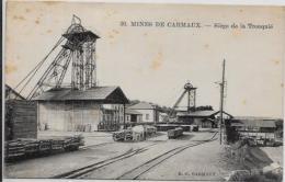 CPA Tarn Carmaux Les Mines Non Circulé - Carmaux