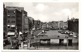 CPSM PAYS BAS - AMSTERDAM -  Rokin - Amsterdam