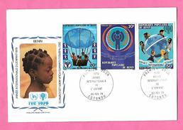 1645  ~~   BENIN  ~  N° 241 / 43 - Bénin – Dahomey (1960-...)