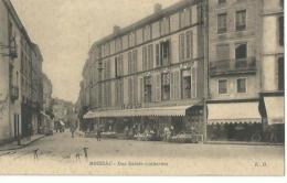Moissac - Rue Sainte Catherine, Grand Bazar - Moissac