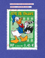 2004 N° 3642  DONALD  OBLITÉRÉ - Errors & Oddities