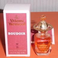 Miniature De Parfum BOUDOIR De Vivienne Westwood - Miniatures Anciennes (jusque 1960)