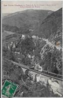 CPA Tarn Circulé Brassac Chemin De Fer Train Murat - Brassac